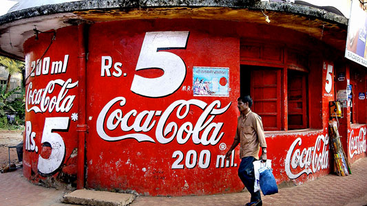 Coca-Colas $5bln Plans For India